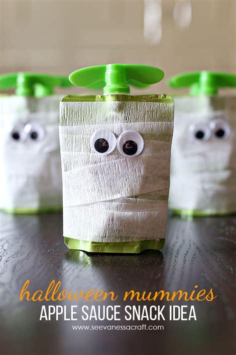 mummy apple sauce snack idea see craft 371 | MummyAppleSauce1 copy