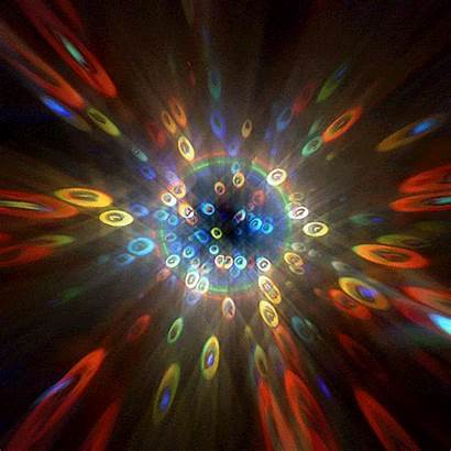 Gifs Psychedelic Lights Prism Cool Meditation Rainbow