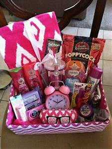 Gift Baskets on Pinterest