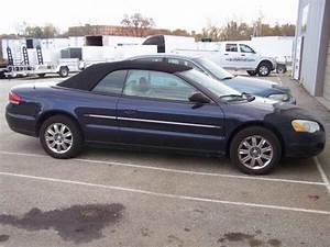Towing  2004 Chrysler Sebring Convertible Limited