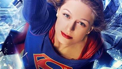 Supergirl Kara Zor El Benoist Melissa Wallpapers