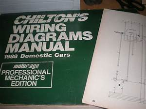 1988 Buick Lesabre Electra Wagons Wiring Diagrams
