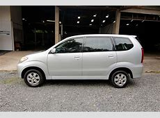 2004 Toyota Avanza 13 E AT Second Hand Cars in Chiang