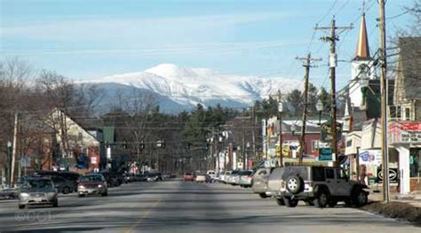 North Conway Village, NH - North Conway Map & Guide