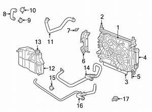 Chrysler 300 Radiator Coolant Hose  Liter  Cooler  Cooling
