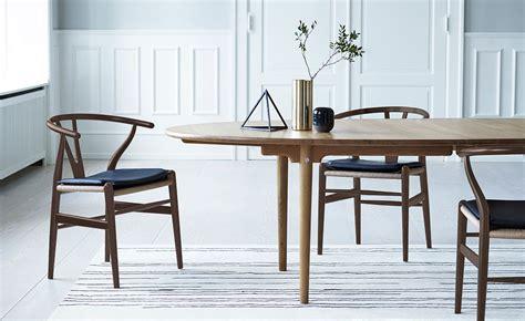ch24 wishbone chair wood hivemodern
