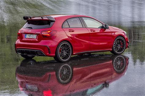 48 for sale starting at $81,443. 2016 Mercedes-AMG A45 Regains Title Of Most Powerful And Fastest Hot Hatch From RS3 | Carscoops