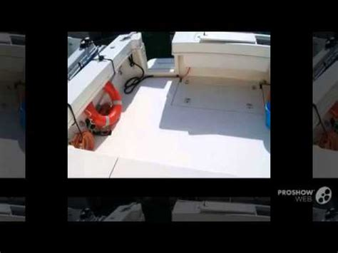 Albemarle Boats Youtube by Albemarle 310 Express Power Boat Fishing Boat Year 2005