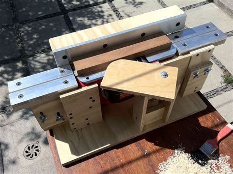 jointer  fine woodworking tool review
