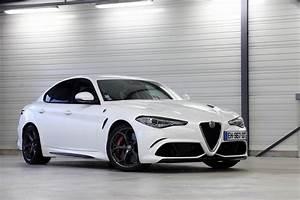 Alfa Romeo Giulia Quadrifoglio Occasion : les essais de soheil ayari alfa romeo giulia quadrifoglio dr jekyll et mr hyde ~ Gottalentnigeria.com Avis de Voitures