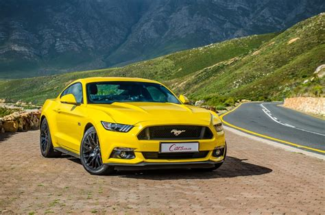 Ford Mustang 5.0 Gt Fastback Auto (2016) Review