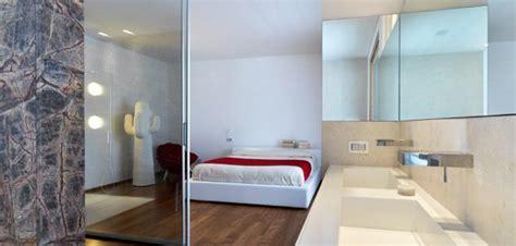chambre salle de bain ouverte top 10 des salle de bains design ouvertes sur chambre