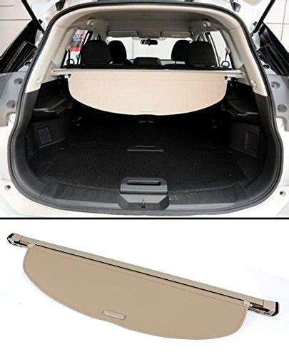 nissan rogue trunk cover compare price cargo cover for nissan rogue on