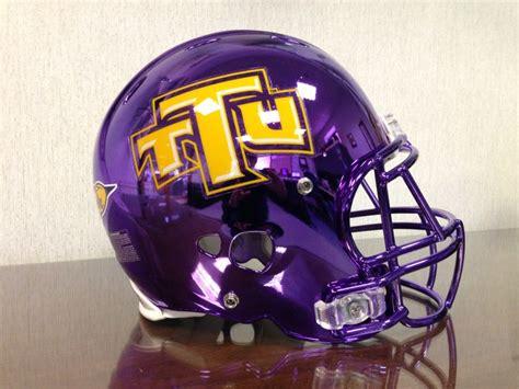 tennessee tech university football teams purple chrome