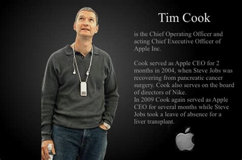 tim cook a situational leader