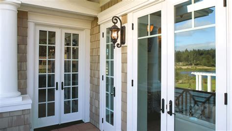 French Doors : Exterior French Patio Doors