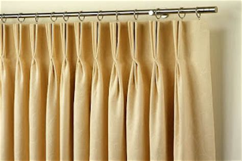 different drapery pleat styles executivecouchdesigns curtain heading ideas