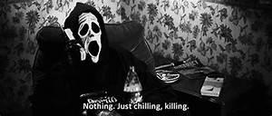 black and white scary movie gif | WiffleGif