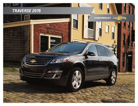 2015 Chevrolet Traverse In South Jersey  Rk Chevrolet