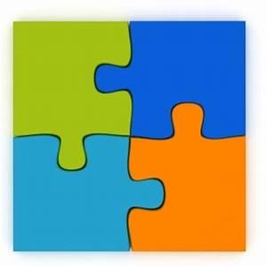 Kid's Puzzles - 4 Piece Beginner's Puzzle Pattern