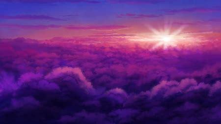 sunset  anime background wallpapers  desktop