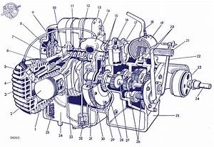 Engine Parts Drawing At Getdrawings Com