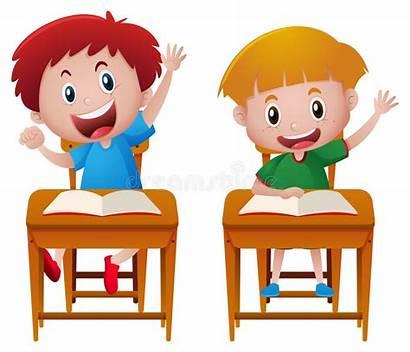 Classroom Boys Klassrum Ragazzi Aula Klassenzimmer Jungen