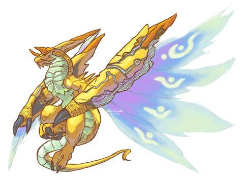 Kaiser Dragon Bof4 By Buckatone On Deviantart