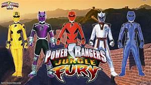 Power Rangers Jungle Fury Wallpaper Wallpapersafari