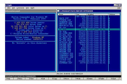 baixar norton commander windows 7 gratis