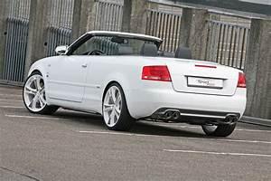 Audi A4 Cabriolet : audi a4 2 0 tfsi convertible tuned to 260hp by sport ~ Melissatoandfro.com Idées de Décoration