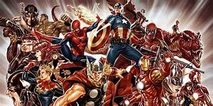 The, 25, Best, Marvel, Superhero, Costumes, Ranked
