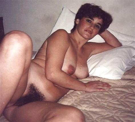 Vintage Old Polaroids Hairy Pussy 1974 78 High Quality