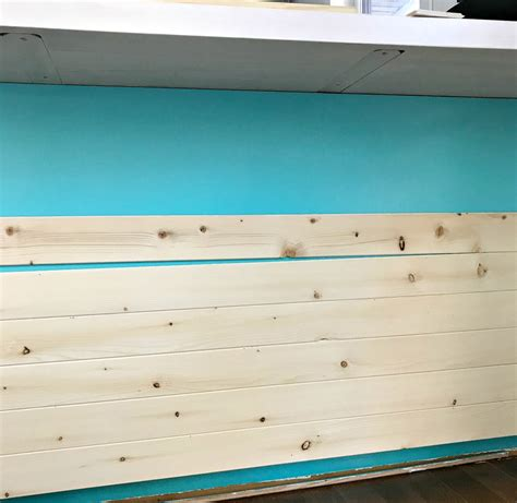 Installing Tongue And Groove Wainscoting by How To Install Tongue And Groove Paneling On Kitchen