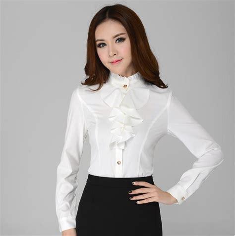 womens white blouses white sleeve 39 s blouses silk blouses
