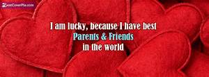 Best Family and Friends Sayings FB Banner Photo
