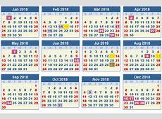 Mother Word Calendar 2018 newcalendar