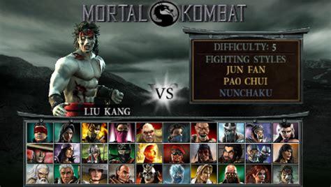 Mortal Kombat Unchained Lutris