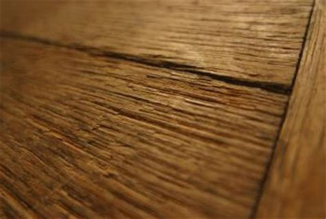 fix  water damaged wooden floor home guides sf