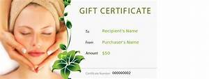 Best photos of gift certificate templates gift certificate template download free gift for Spa gift certificate template free download