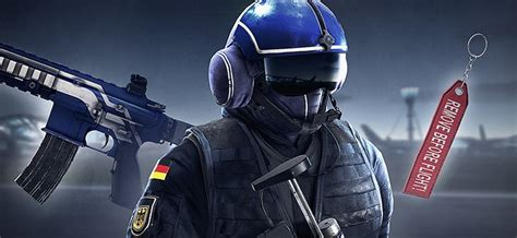 Tom Clancys Rainbow Six Siege Operator JÄger Ubisoft