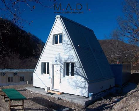 Architects Created a Foldable House That Can Withstand ...