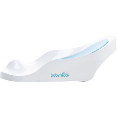 transat de bain babymoov transat de bain aquafeel blanc de babymoov sur allob 233 b 233
