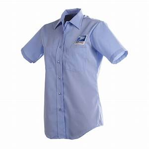 postal uniform shirt womens short sleeve for letter carriers With usps uniforms letter carrier