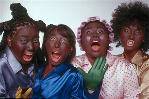 Gusts Of Popular Feeling: Three decades of black face in Korea