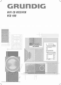 Grundig Rcd 400 Hifi System Download Manual For Free Now