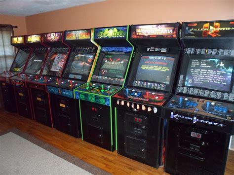 Mortal Kombat Arcade Cabinet Plans by Neo Geo Gaming History 101