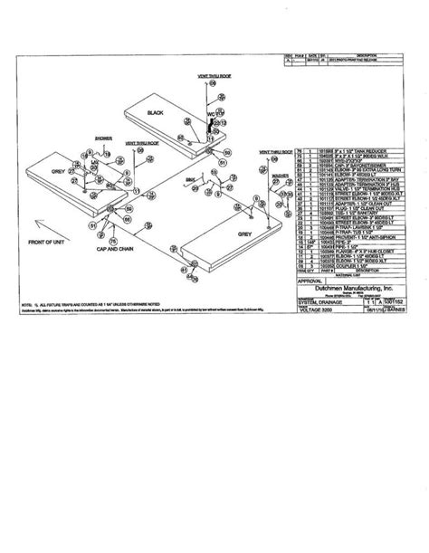 voltage 3200 schematics dutchmen owners