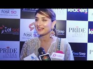 Kareena Kapoor's FUNNY Reaction On Pregnancy Rumours - YouTube