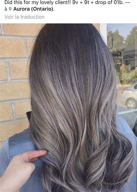 Brown To Brown Hair by Redken Formula Modern Salon Hair Color Formulas